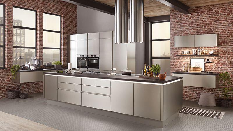 Küchentrend Farben - Hausgeräte Elektrogeräte und Küchenstudio ...
